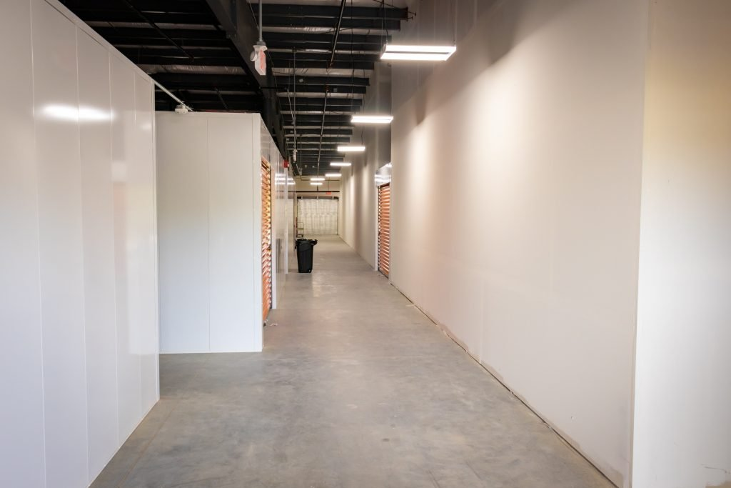 Inside Storage Facility in Ellettsville