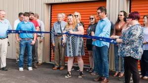 New Storage Location Ribbon Cutting
