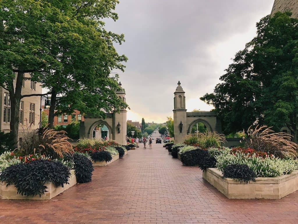 Sample Gates Bloomington Indiana